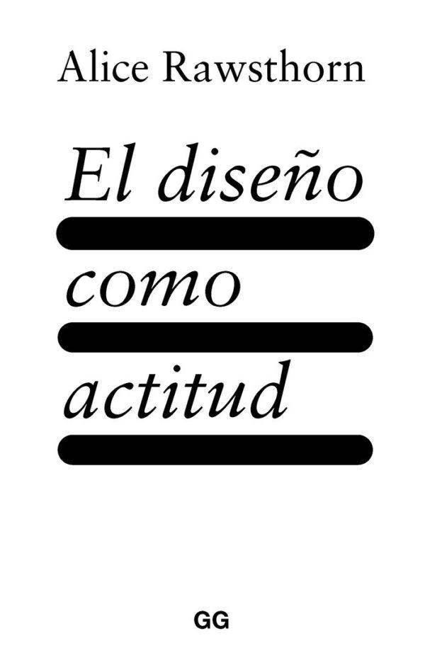 LLIBRE EL DISEÑO COMO ACTITUD CAST (D)