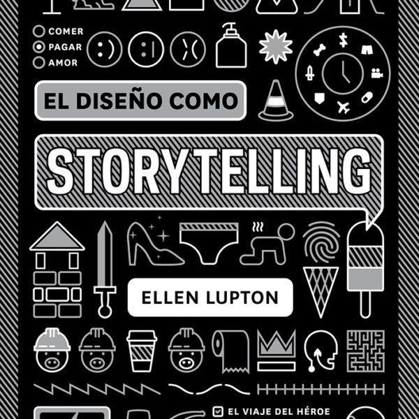LLIBRE EL DISEÑO COMO STORYTELLING CAST (D)