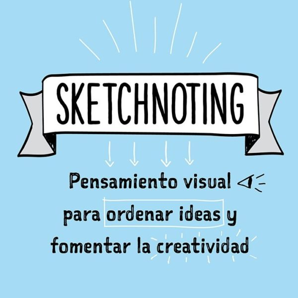 LLIBRE SKETCHNOTING PENSAMENT VISUAL CAST (D)