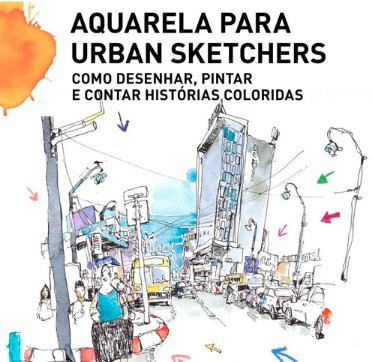 LLIBRE AQUAREL·LA PER URBAN SKETCHERS