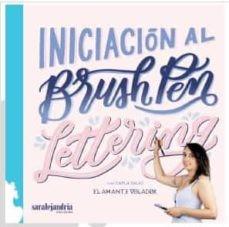 LLIBRE  INICIACIÓ AL BRUSH PEN LETTERING