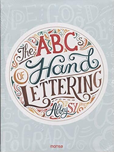 LLIBRE THE ABC OF HAND LETTERING