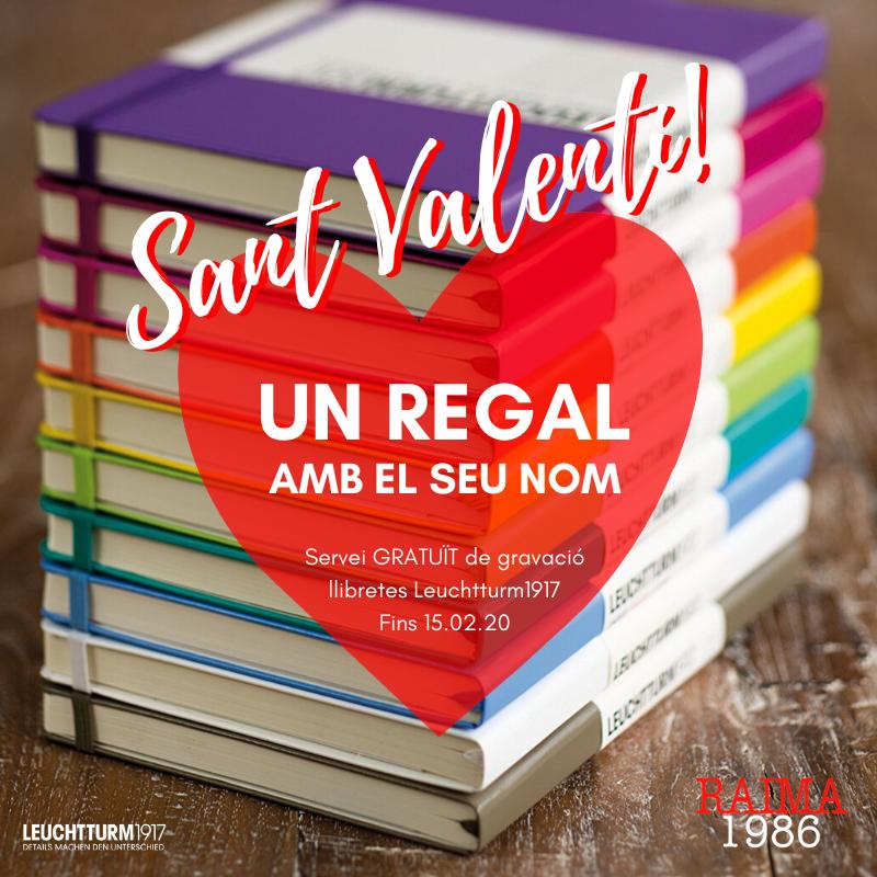 Sant Valentí 2020